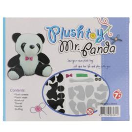 Naaipakket amigurumi Pandabeer