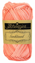 Scheepjes Sunkissed 11 Peach ice