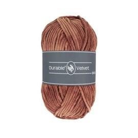 2218 Hazelnut  Velvet - Durable