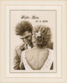 Huwelijksgeluk Aida Vervaco Telpakket