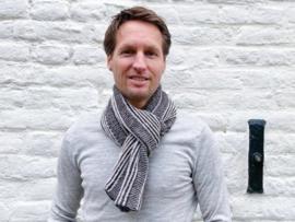 Piano Sjaal Breien Durable Soqs