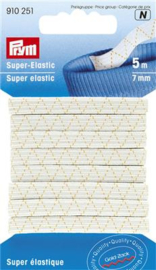 Super Elastic 5m x 7mm