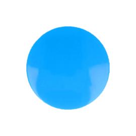 Azure  Blauwe Kam Snaps Glans