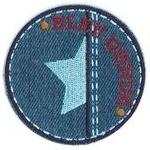 17V8 Blue Denim Star ReStyle Applicatie
