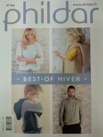 Phildar nr 166 Best of Hiver