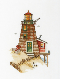 Lighthouse Crab Aida RTO Telpakket