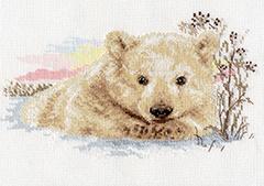 Northern Bear Cub Aida Alisa Telpakket