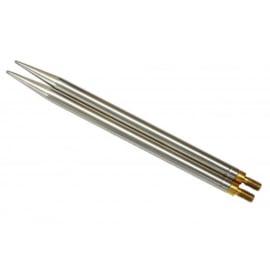 10.0mm Steel Verwisselbare Naalden HiyaHiya