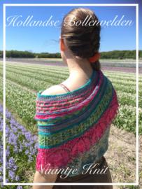 Hollandse bollenvelden Naantje knit