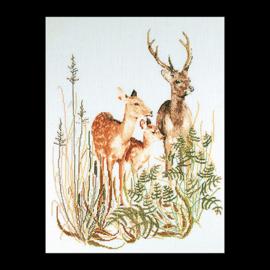 Deer Family Linnen telpakket - Thea Gouverneur