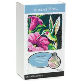 Hummingbird Knoopkussenpakket Dimensions