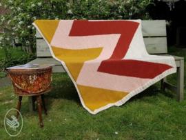 Zig Zag Plaid Durable Double Four