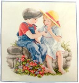 Young Romance Aida Vervaco Telpakket