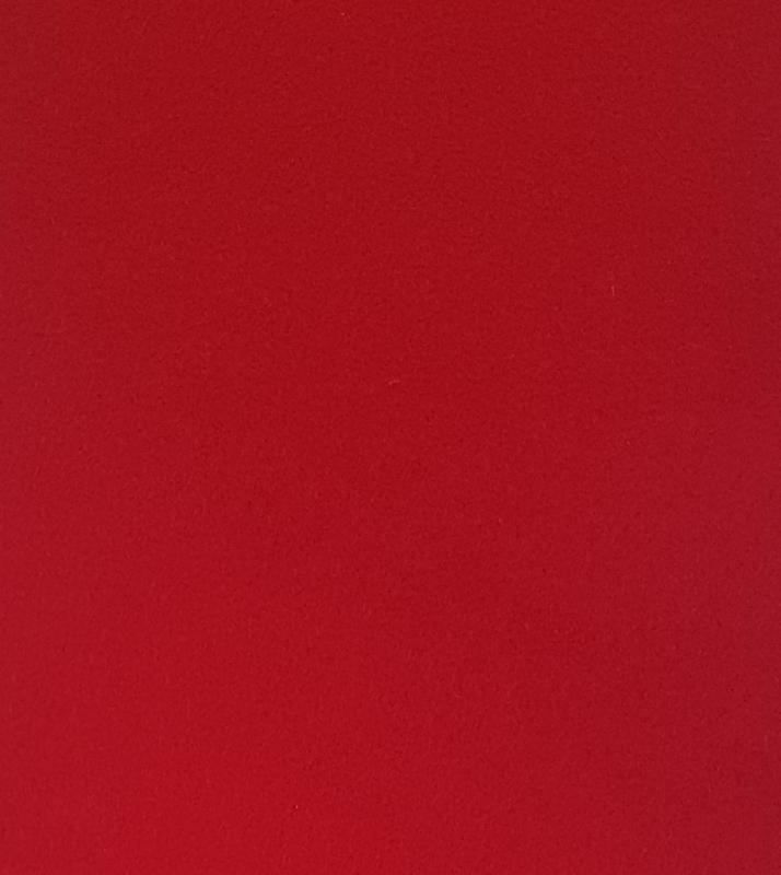 Truefelt rood