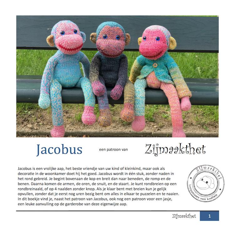 Jacobus Patroonboekje ZijMaaktHet