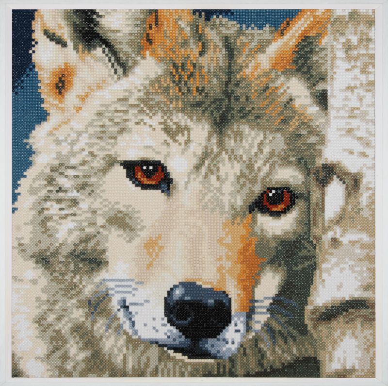 Wolf Lanarte Diamond Painting