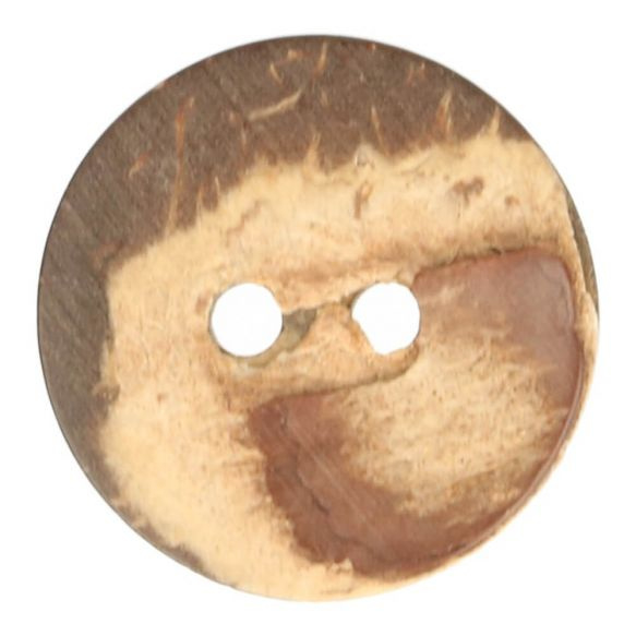 Kokosnoot 6 cm - Houten Knoop