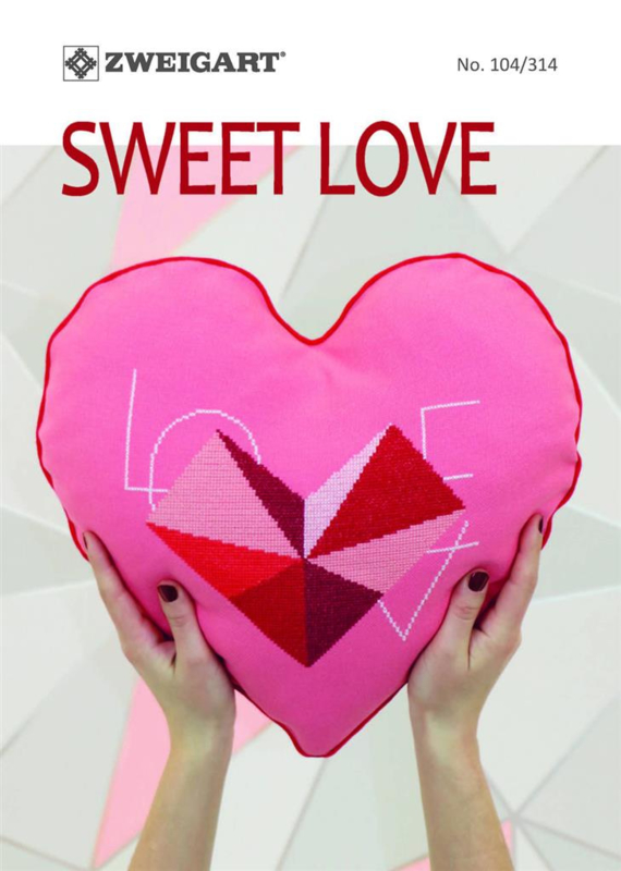 Sweet Love Zweigart