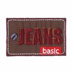 58V10 Bruine Jeans ReStyle Applicatie