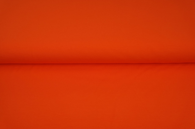Knal oranje Tricot - Stenzo