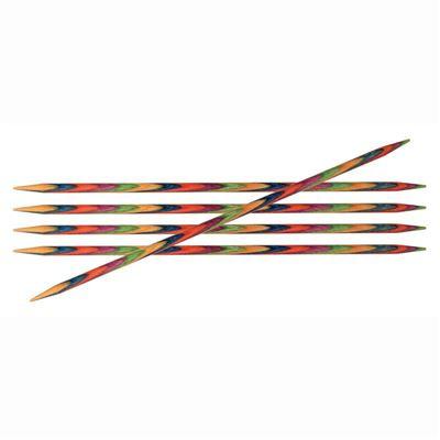 15 cm  3.5 mm Symfonie sokkennaalden KnitPro