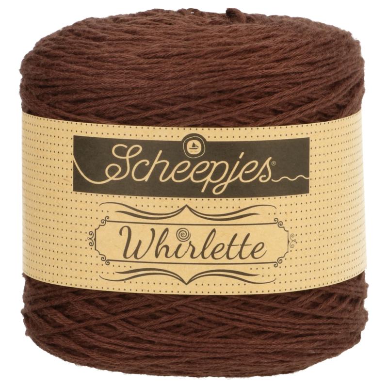 Whirlette 863 Chocolat Scheepjes