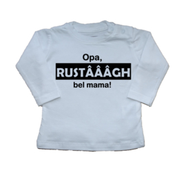 Shirtje RUSTAAAGH
