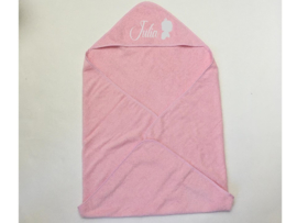 Bad cape roze