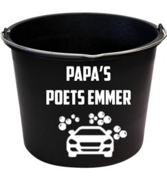 Papa's poets emmer