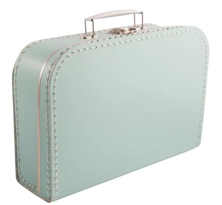 Onwijs Koffertje MINTGROEN   Koffertjes   Styleprint YE-32