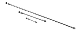 Peugeot 205 Gearchange Rods (3-rod kit)