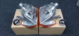 Peugeot 205 Front Indercators Lights (Orange) Left & Right