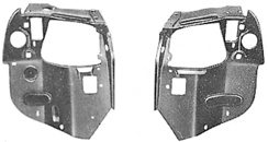 Peugeot 205 Headlight Body Panel