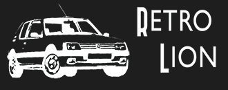 Retro Lion