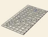 Liniaal 6,5 x 12,5 inch