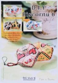 DIY Biscornu