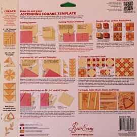 Sew Easy Template_Square