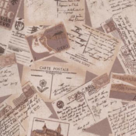 Postcard-Cream