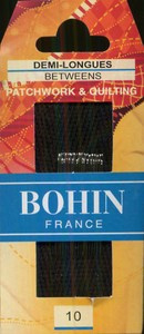 Bohin_Quilting Needles