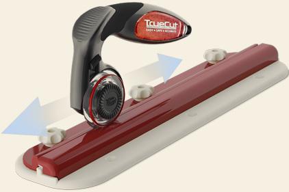 Linear Rotary Blade Sharpener