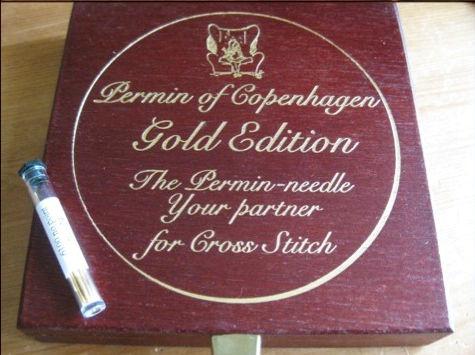 Permin Gold Needles