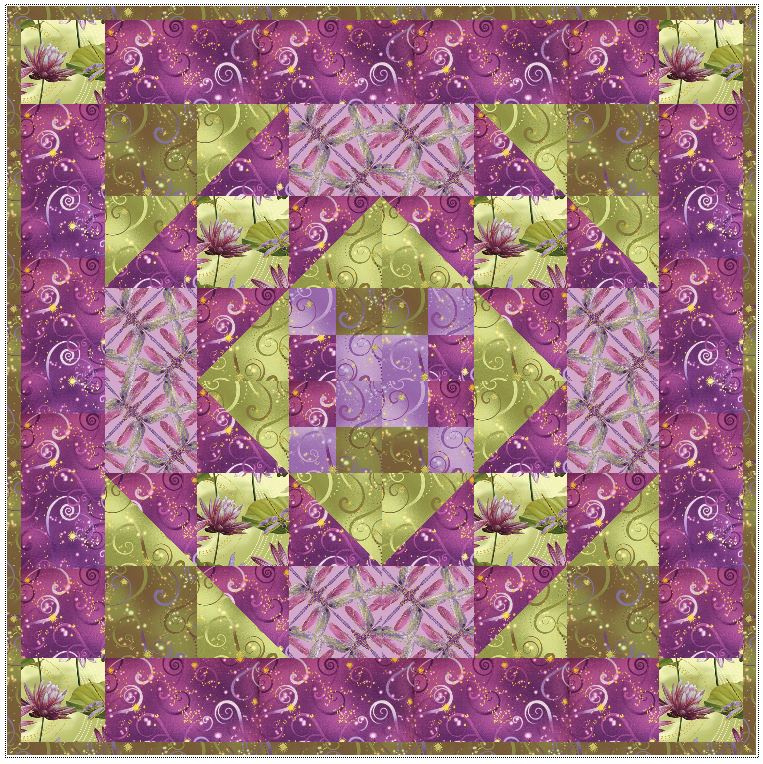 Dance of the Dragonfly_Purple