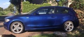 BMW  120 D  wordt verwacht