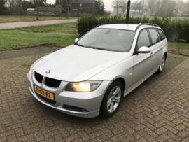 BMW 3-Serie 2.0 318 D Touring 2006 Grijs