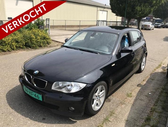 BMW 1 serie 116I