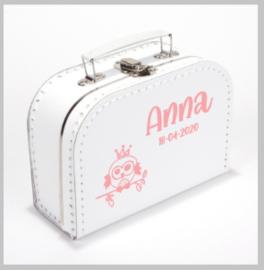 Kinderkoffer 25 cm | Design 'Anna'