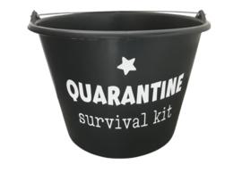 Emmer   Quarantine Survival Kit