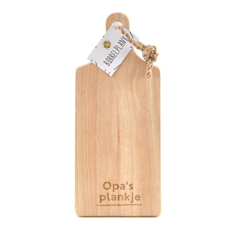 Serveerplank - Opa's plankje