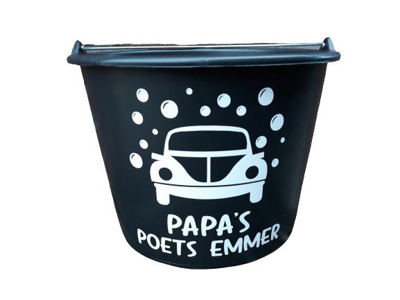 Poets-emmer   Papa's/Opa's poetsemmer