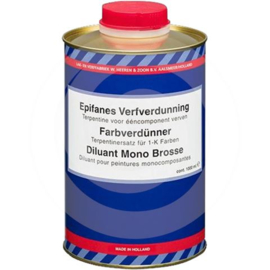Epifanes verfverdunning